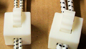 FDM prototype closeup (Top)
