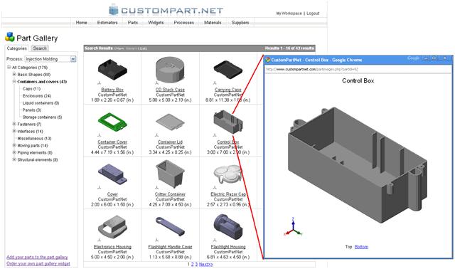 CustomPartNet - Case Study: Cost Analysis